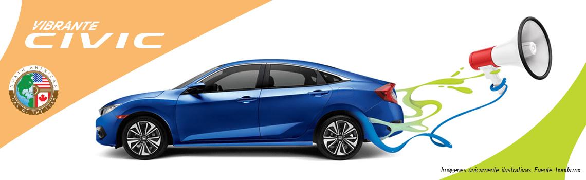 El nuevo Honda Civic llega a Honda Roca, listo para sobrepasar nuestras expectativas