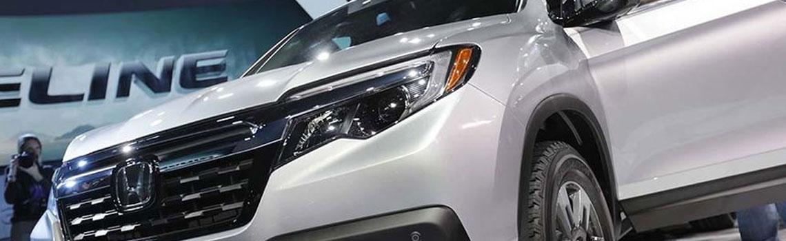 Se presenta la nueva Ridgeline 2017 en el Auto Show de Detroit