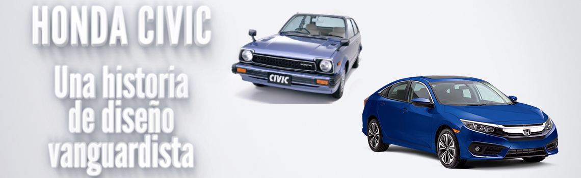 Civic y su diseño vanguradista