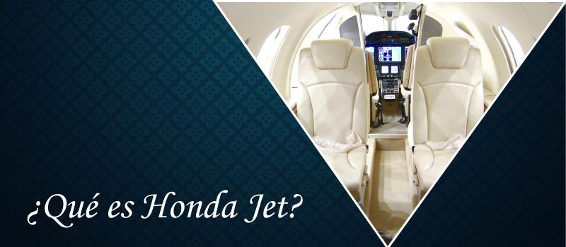 Honda Jet se certifica en México