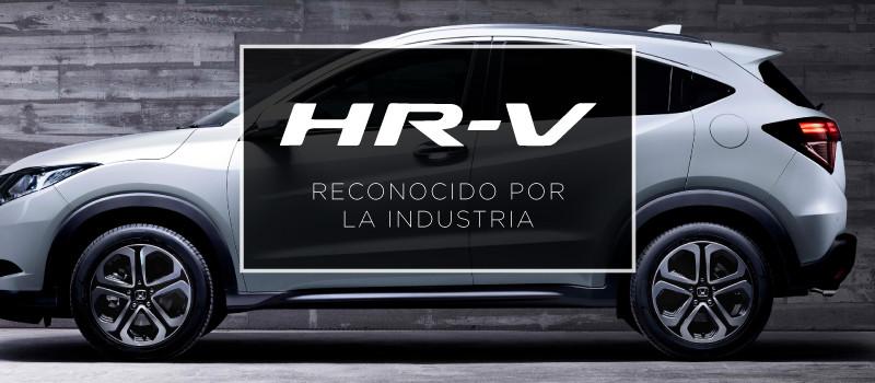 Honda HR-V reconocido por expertos