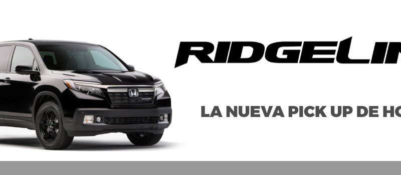 Ridgeline 2017