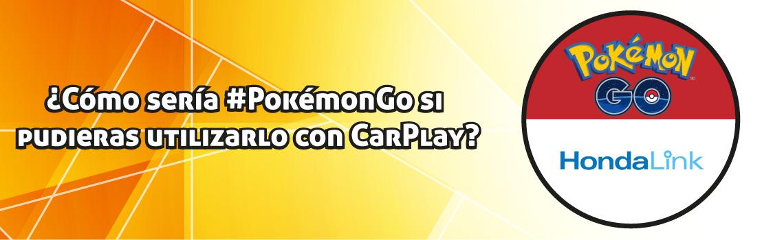 Pokémon Go sería una excelente opción para navegadores GPS
