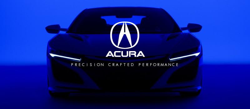 """El nuevo Spot de Acura """"Precision Crafted Performance"""""""