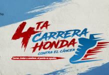 4ta Carrera Honda Vs Cáncer