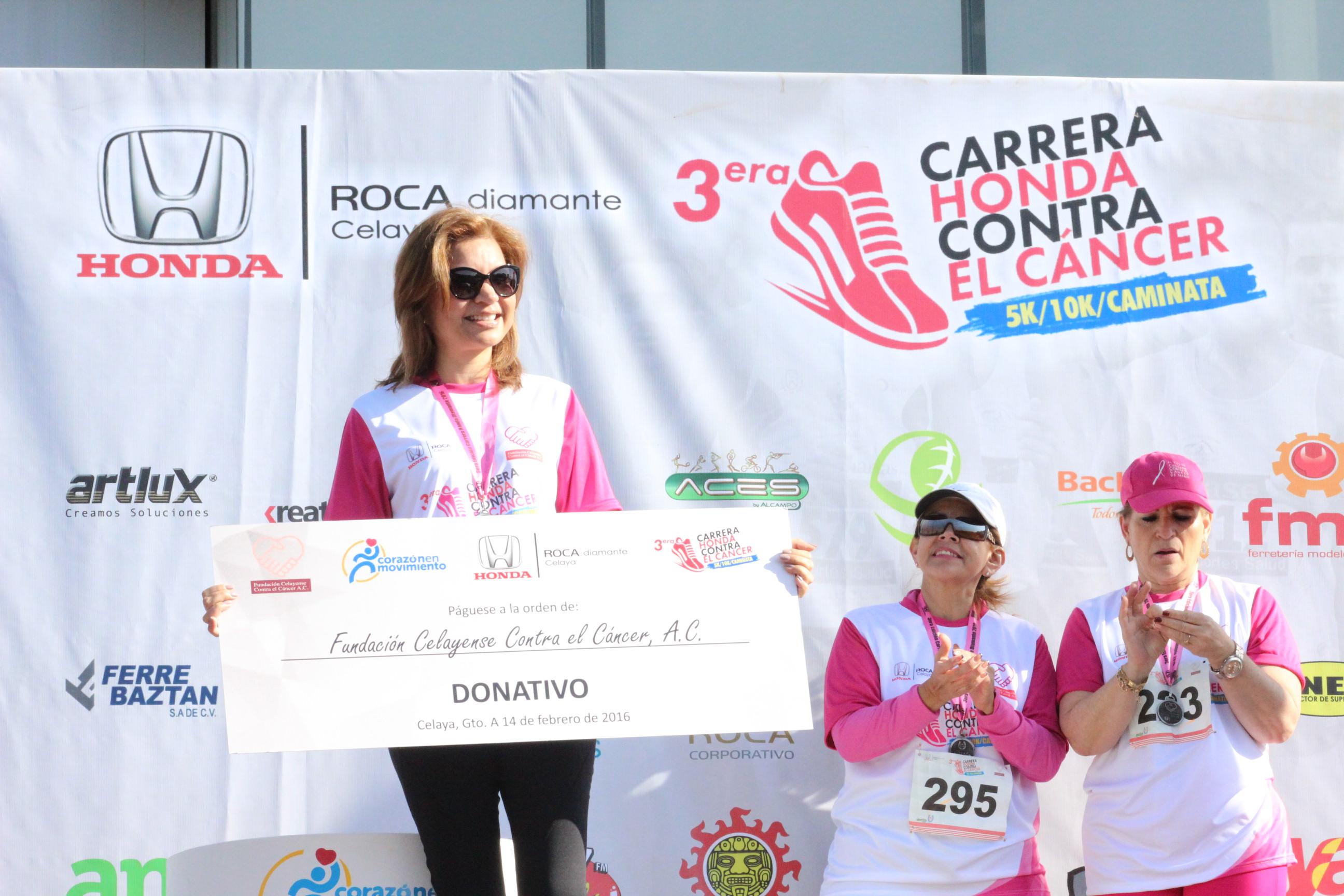 3er Carrera Honda