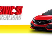 Honda Civic SI ya es una realidad