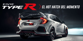 """Civic Type R """"El Hot hatch del momento"""""""