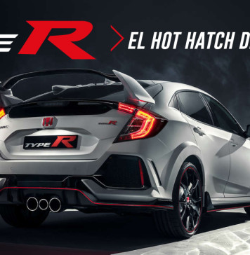 "Civic Type R ""El Hot hatch del momento"""