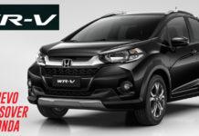 WR-V el nuevo crossover de Honda