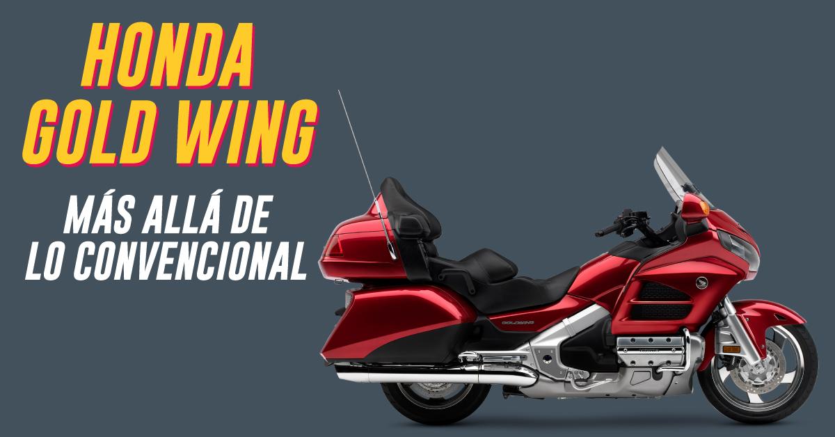 Honda Gold Wing: Beyond the standard - Roca News
