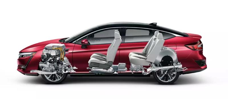 Honda Clarity 2