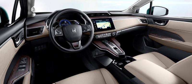 Honda Clarity 1