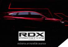Acura RDX Prototype