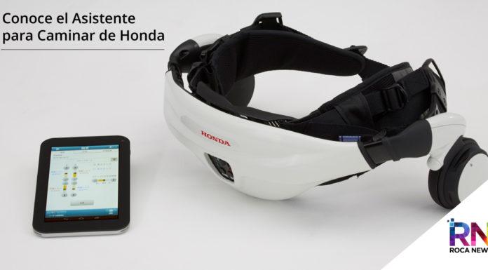 Asistente para Caminar de Honda