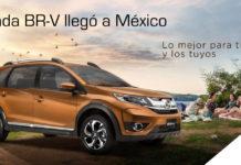 Honda BR-V llega a México