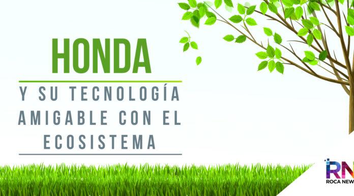 Honda y su tecnología amigable con el medio ambiente