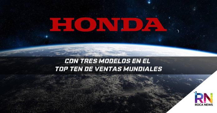 Honda tiene tres modelos