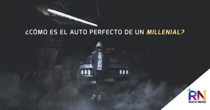 ¿Cómo es el auto perfecto de un millenial?