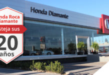 Honda Roca Diamante