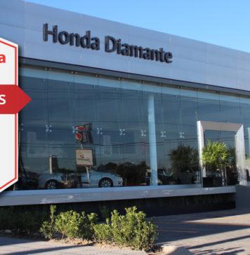 Honda Roca Diamante